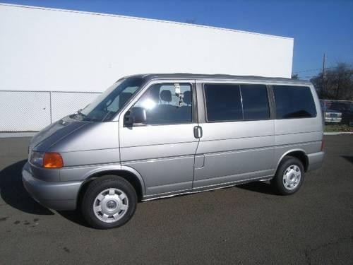 2000 volkswagen eurovan passenger van mv mv for sale in medford oregon classified. Black Bedroom Furniture Sets. Home Design Ideas