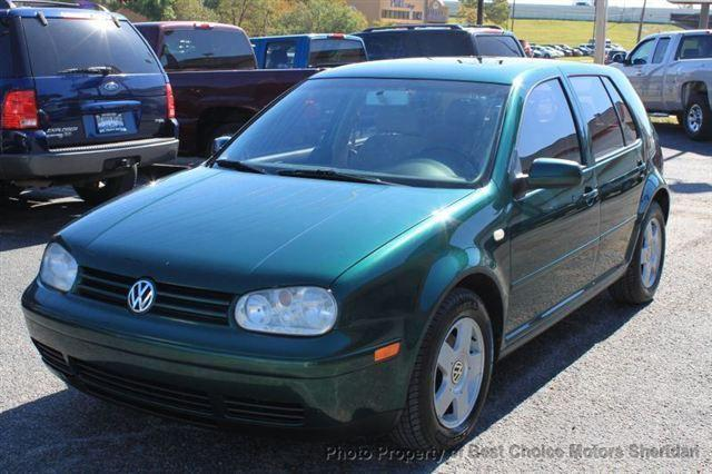 2000 volkswagen golf gls tdi for sale in tulsa oklahoma classified. Black Bedroom Furniture Sets. Home Design Ideas