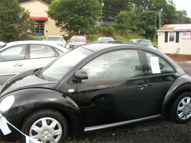 2000 volkswagen new beetle gl for sale in easley south carolina classified. Black Bedroom Furniture Sets. Home Design Ideas