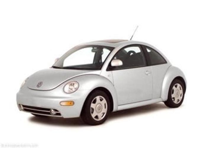 2000 Volkswagen New Beetle GLS GLS 2dr Coupe