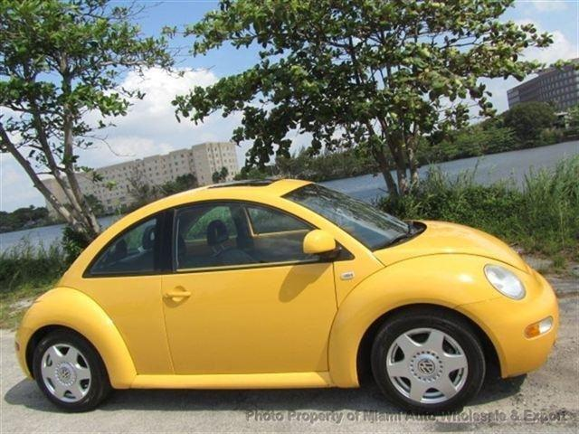 2000 volkswagen new beetle gls turbo for sale in miami. Black Bedroom Furniture Sets. Home Design Ideas