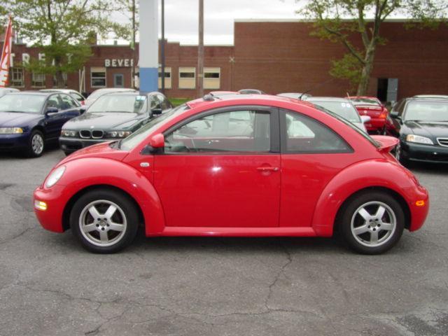 2000 volkswagen new beetle glx for sale in allentown pennsylvania classified. Black Bedroom Furniture Sets. Home Design Ideas