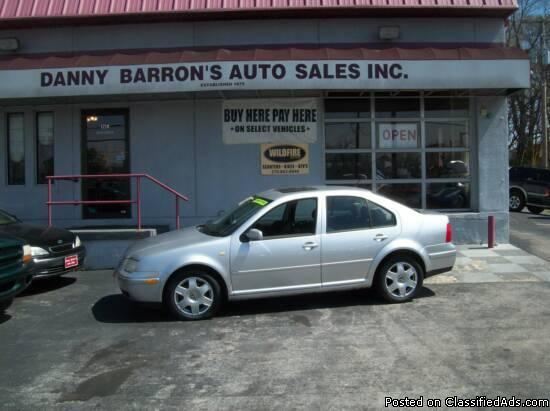2000 volkswagon jetta for sale in bowling green kentucky classified. Black Bedroom Furniture Sets. Home Design Ideas