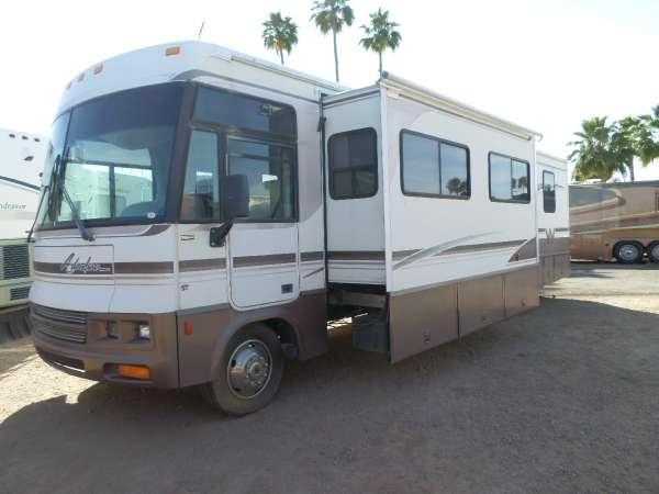 2000 Winnebago Adventurer 35u For Sale In Mesa Arizona