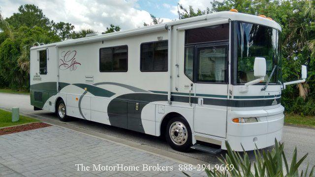 2000 Winnebago Ultimate Advantage 38K