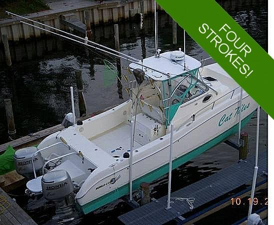 2000 World Cat 266 SC                                                for sale                                in                                Sarasota,                                Florida