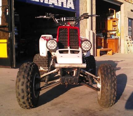 2000 yamaha banshee 350 for sale in rialto california for Yamaha badger 80 tires