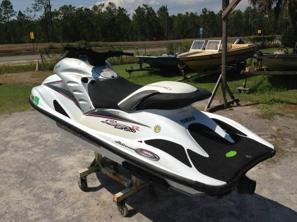 2000 Yamaha GP 1200R - $2295