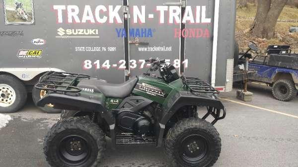 2000 Yamaha Grizzly