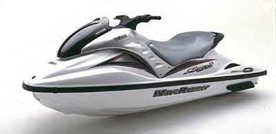 2000 Yamaha WaveRunner GP1200R