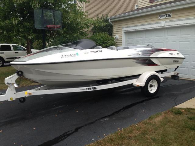 2000 yamaha xr1800 limited edition twin engine jet boat for Yamaha boat motors for sale