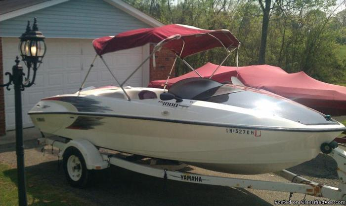 2000 yamaha xr1800 limted jet boat 310hp twin motor for for Yamaha boat motor parts for sale