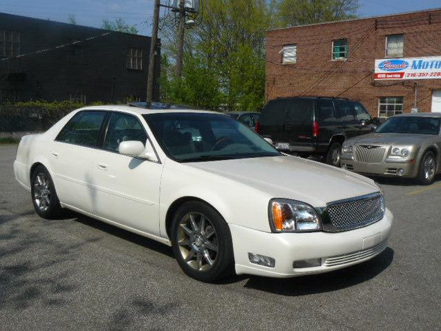 2000 cadillac deville dts for sale in cleveland ohio. Cars Review. Best American Auto & Cars Review