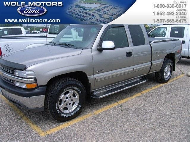 2000 Chevrolet Silverado 1500 Ls For Sale In Jordan