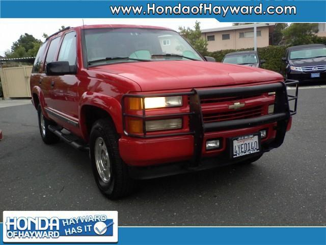 2000 chevrolet tahoe z71 for sale in hayward california classified. Black Bedroom Furniture Sets. Home Design Ideas