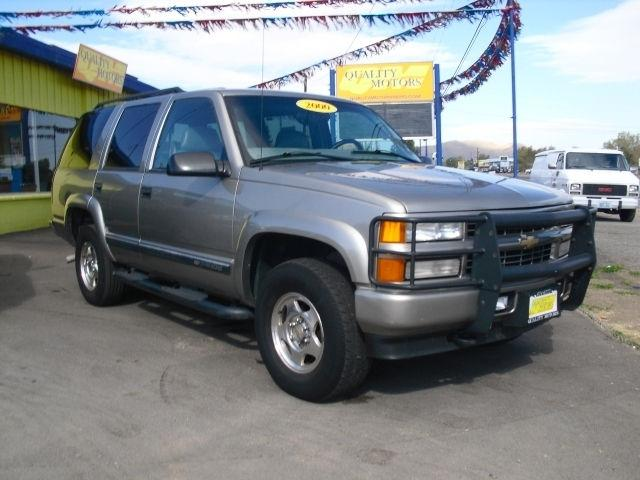 2000 chevrolet tahoe z71 for sale in reno nevada classified. Black Bedroom Furniture Sets. Home Design Ideas