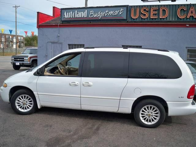 2000 chrysler town country lxi for sale in sioux falls. Black Bedroom Furniture Sets. Home Design Ideas