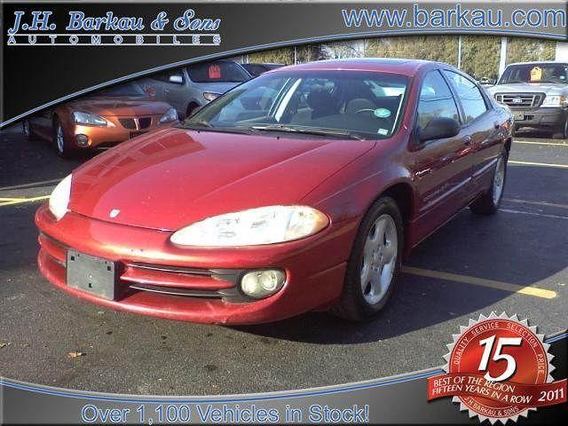2000 Dodge Intrepid R/T for Sale in Cedarville, Illinois Classified ...