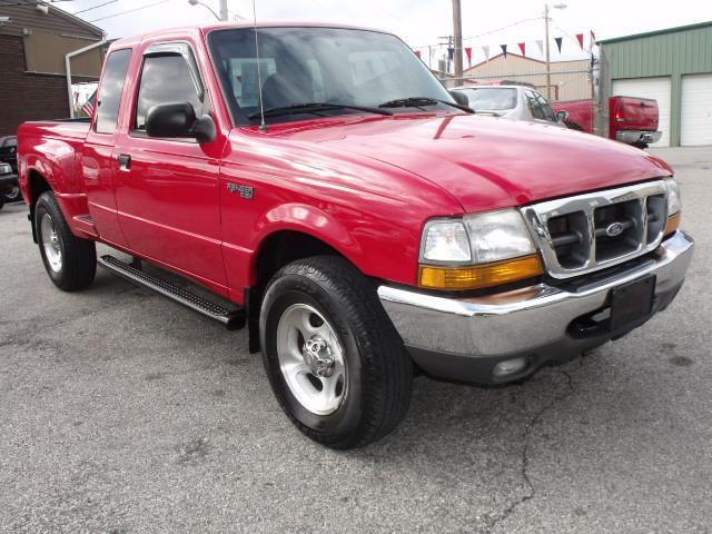 2000 ford ranger for sale in new albany indiana classified. Black Bedroom Furniture Sets. Home Design Ideas