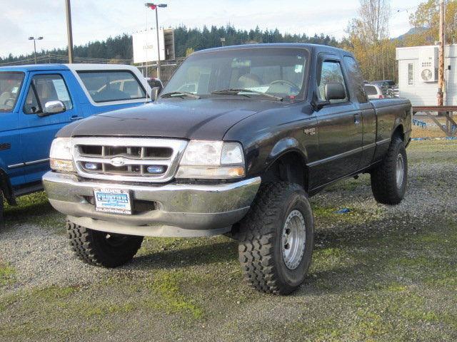 2000 ford ranger xlt for sale in anacortes washington classified - 2000 Ford Ranger Black