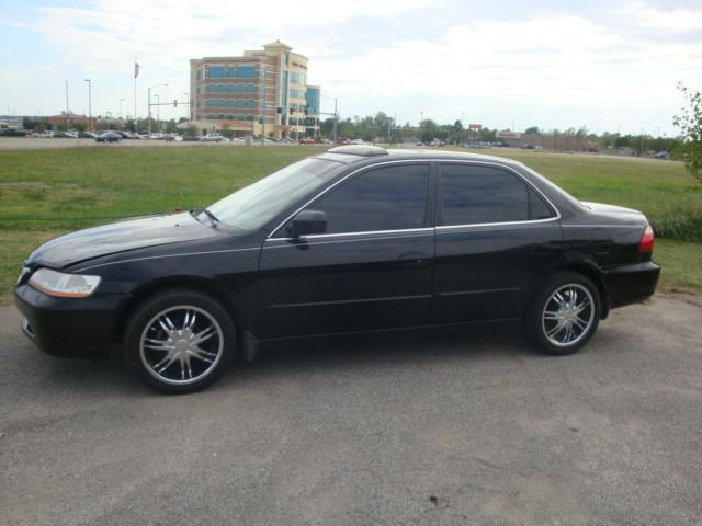 2000 honda accord ex for sale in owasso oklahoma classified. Black Bedroom Furniture Sets. Home Design Ideas