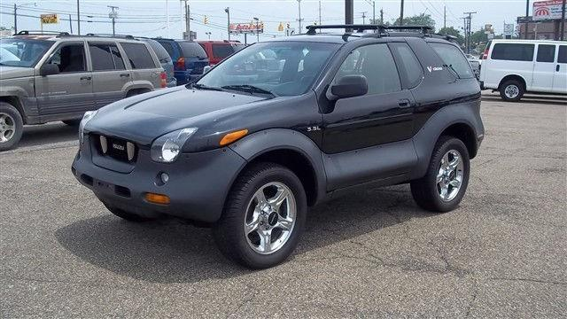 2000 isuzu vehicross for sale in saint clairsville ohio classified. Cars Review. Best American Auto & Cars Review