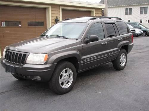 2000 jeep grand cherokee limited edition great shape for sale in baresville pennsylvania. Black Bedroom Furniture Sets. Home Design Ideas