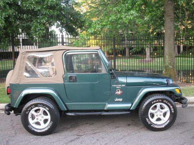 2000 jeep wrangler sahara for sale in memphis tennessee classified. Black Bedroom Furniture Sets. Home Design Ideas