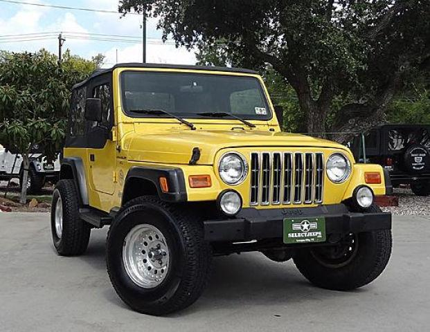 2000 jeep wrangler sport for sale in league city texas classified. Cars Review. Best American Auto & Cars Review