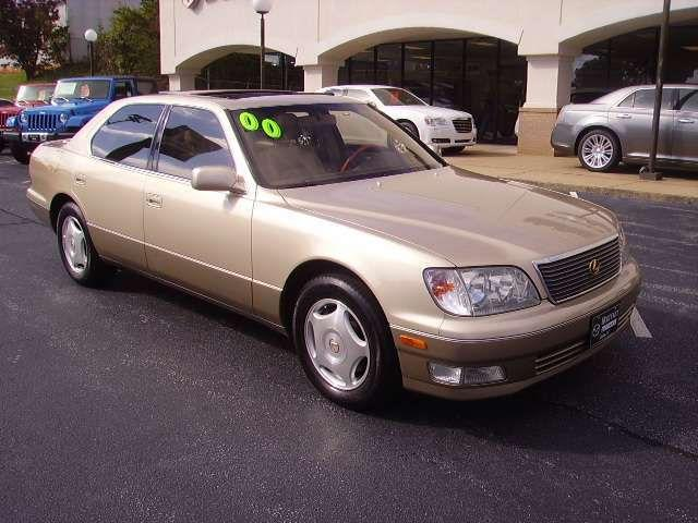 2000 lexus ls 400 ls for sale in easley south carolina classified. Black Bedroom Furniture Sets. Home Design Ideas