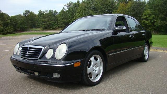 Mercedes Benz Fairfield Ct >> 2000 Mercedes-Benz E-Class E430 4MATIC for Sale in ...