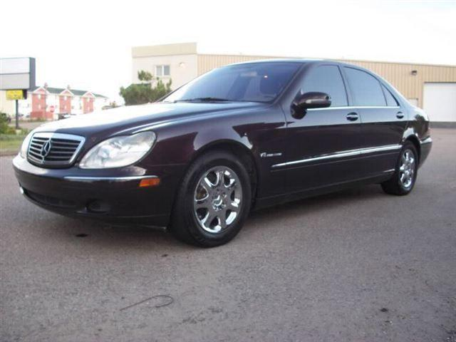 2000 mercedes benz s class s500 for sale in castle rock for Mercedes benz s class 2000