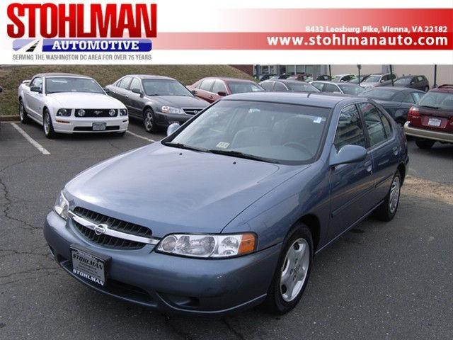 2000 Nissan Altima For Sale In Vienna Virginia Classified