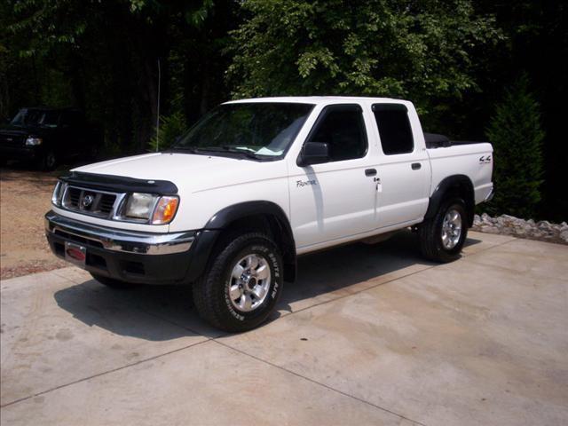 2000 Nissan Frontier Mpg