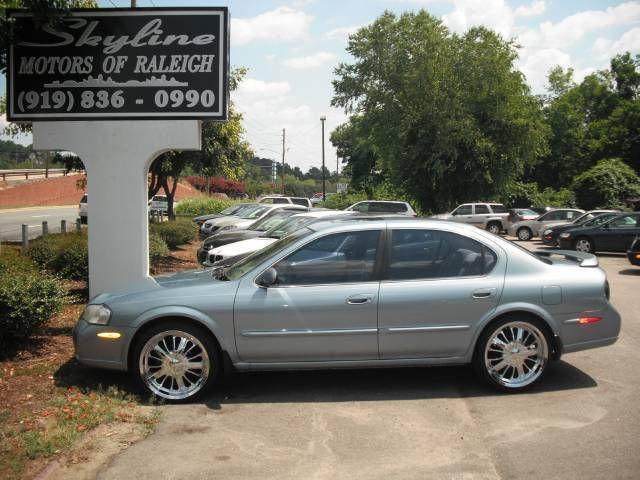 2000 nissan maxima se for sale in raleigh north carolina for Skyline motors raleigh nc