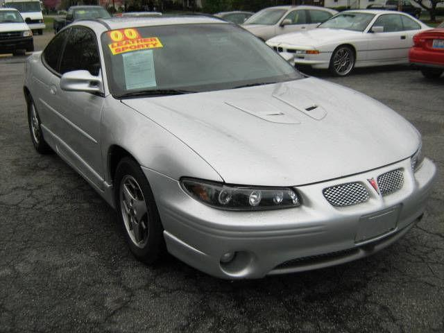 2000 pontiac grand prix gtp for sale in louisville kentucky classified. Black Bedroom Furniture Sets. Home Design Ideas