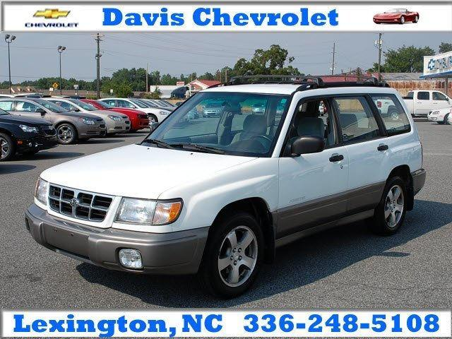 2000 subaru forester s for sale in lexington north carolina classified. Black Bedroom Furniture Sets. Home Design Ideas