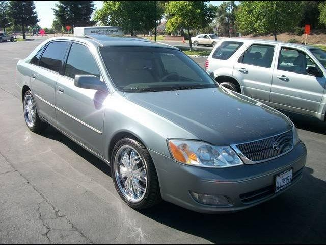 2000 toyota avalon 3 0 g related infomation specifications weili automotive network. Black Bedroom Furniture Sets. Home Design Ideas