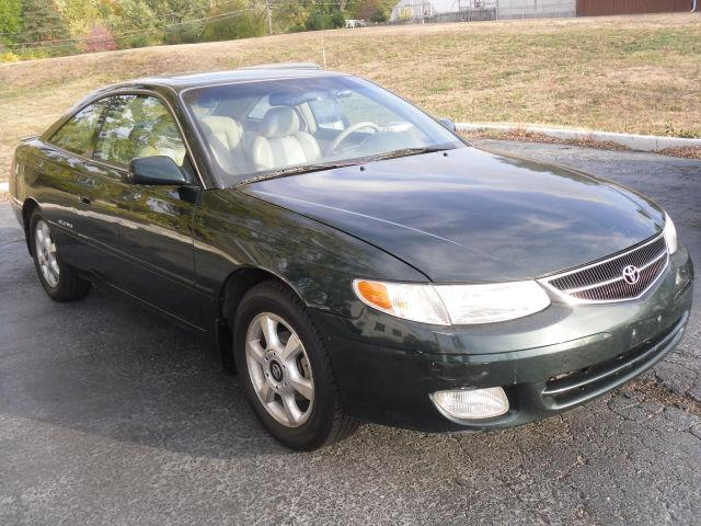 2000 toyota camry solara sle v6 for sale in overland park. Black Bedroom Furniture Sets. Home Design Ideas