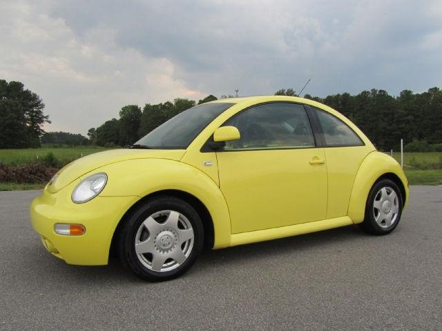 2000 volkswagen new beetle glx turbo for sale in raleigh. Black Bedroom Furniture Sets. Home Design Ideas