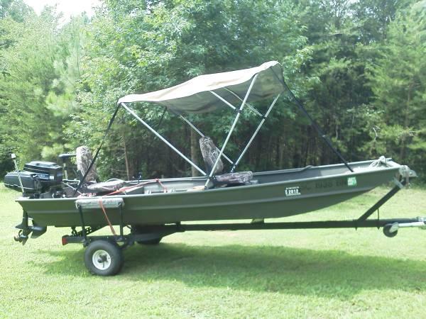 2001 14 39 aluminum boat 18 3 5 hp w trolling motor