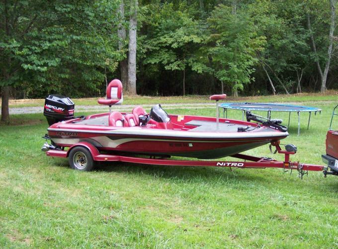 2001 18 6 Quot Nitro Bass Boat At 18 Foot 2001 Boat In