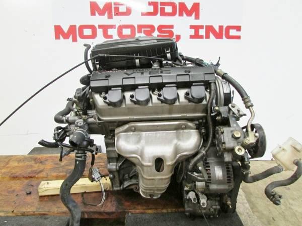2001 2002 2003 2004 2005 Jdm Honda Civic D17a 1 7 Vtec Ex Dx Lx Motor
