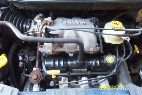 2001 2002 dodge caravan 3 8l engine w egr 117 k. Black Bedroom Furniture Sets. Home Design Ideas