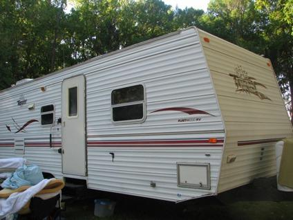 2001 26 Ft Terry Travel Trailer For Sale In Palatka