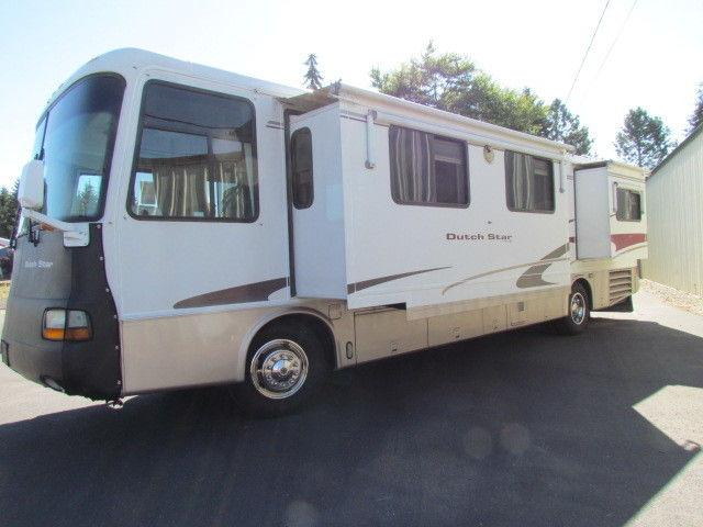 2001 38' DUTCH STAR 34K MILES *ONE OWNER* SUPER NICE &