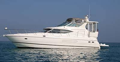 2001 44 Cruisers Yachts 4450 Cruiser For Sale In Key West