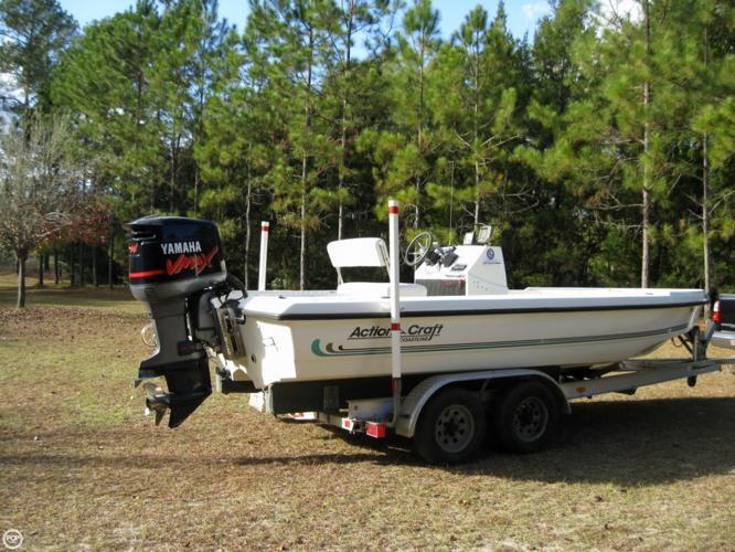 2001 action craft 2002 coastline for sale in monticello for Action craft boat parts