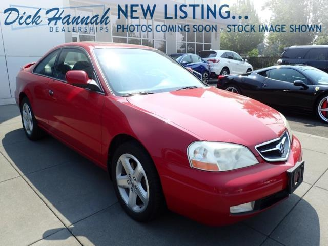 2001 acura cl 3 2 type s 3 2 type s 2dr coupe w navigation for sale in portland oregon. Black Bedroom Furniture Sets. Home Design Ideas