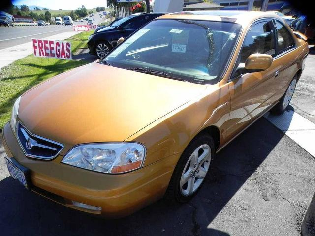 2001 acura cl 3 2 type s for sale in ashland oregon classified. Black Bedroom Furniture Sets. Home Design Ideas
